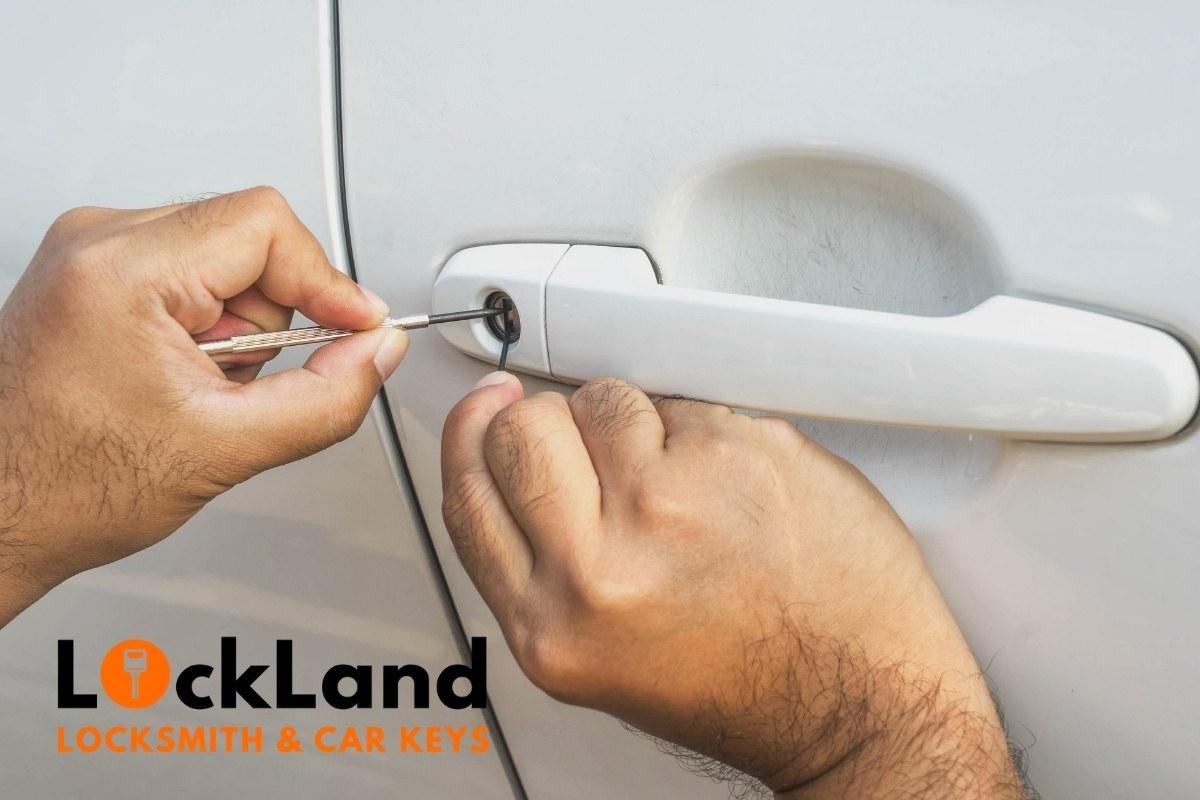 LockLand Locksmith & Car Keys - Automotive Locksmith Services