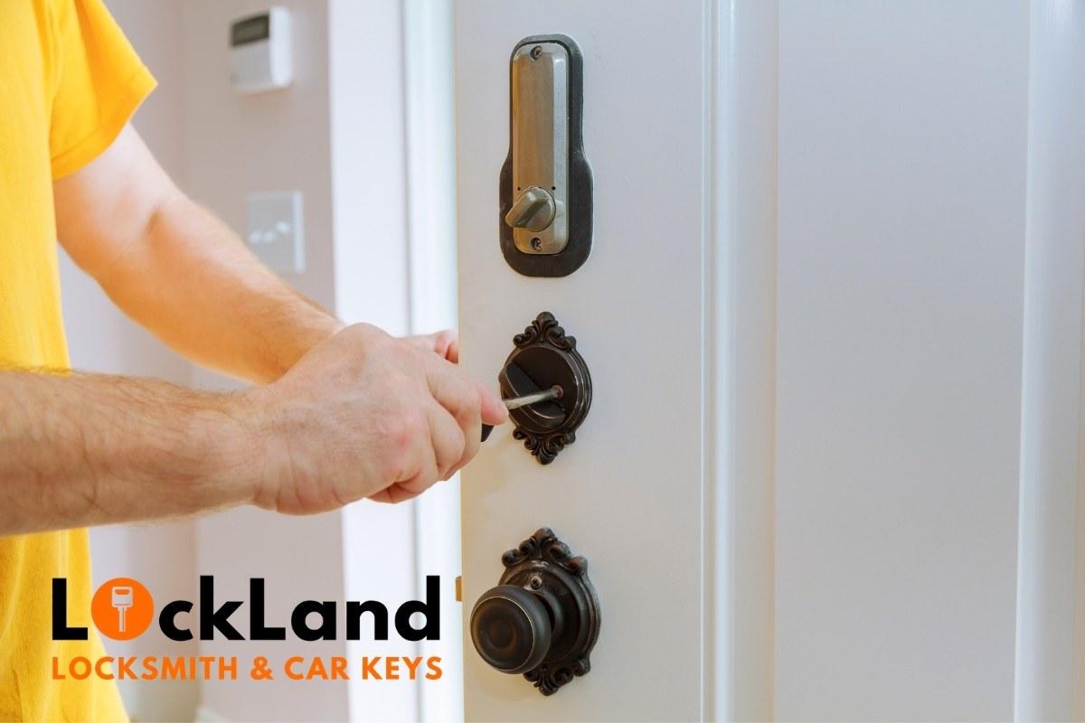LockLand Locksmith & Car Keys - Emergency Locksmith Services