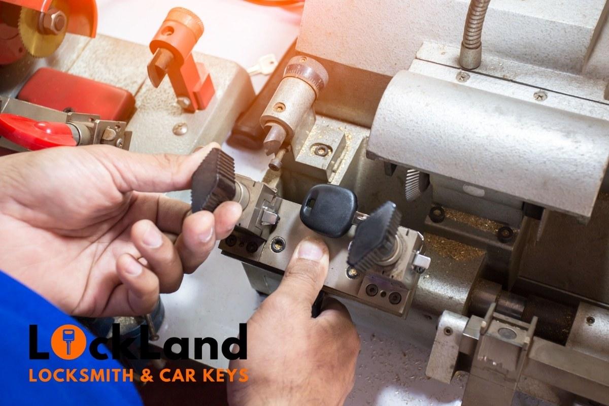 LockLand Locksmith & Car Keys - Residential Locksmith Service