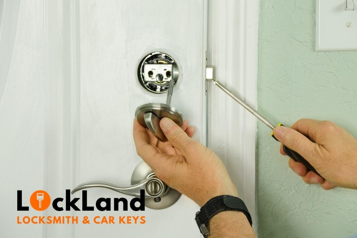 LockLand Locksmith & Car Keys - Residential Locksmith Services