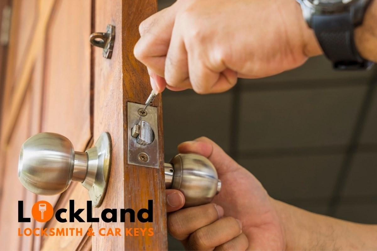 LockLand Locksmith & Car Keys - Residential Locksmith